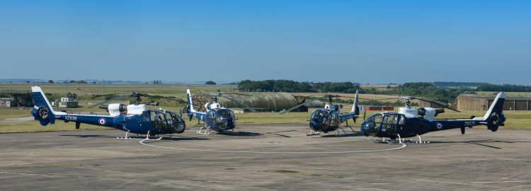 Ross Aviation Acquires Qinetiq's Gazelle Spares